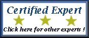 Certified Expert Click Here for Other Experts (button)