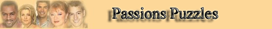 Passions Puzzles banner