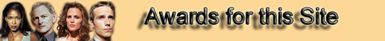 Alias Awards Banner