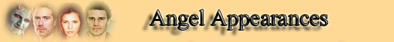 Angel Appearances Banner