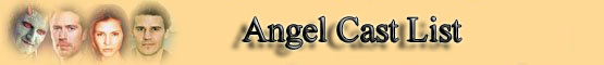 Angel Cast Banner