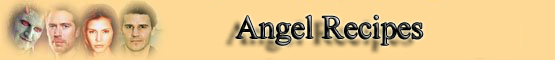 Angel Recipes Banner