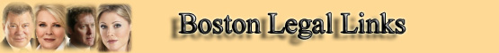 Boston Legal Links banner