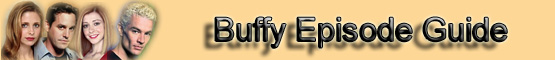 Buffy Episode Guide Banner