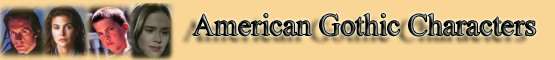 American Gothic Character Descriptions banner