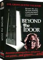 Beyond the Door dvd cover