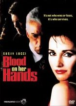 Blood on Her Hands DVD cover