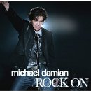 Michael Damian's Rock On cd cover