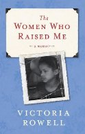 """The Women Who Raised Me"" book cover"