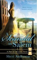 A Scandal in Salem [Paperback]