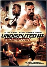 Undisputed III: Redemption DVD cover