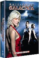 Battlestar Galactica Season One DVD cover