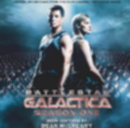 Battlestar Galactica Season One CD cover