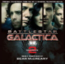 Battlestar Galactica Season 2 CD cover