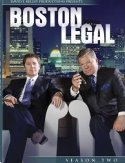 Boston Legal Season Two DVD cover