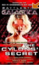 The Cylons' Secret: Battlestar Galactica book #2 cover
