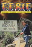 Eerie, Indiana DVD (3 episodes) cover