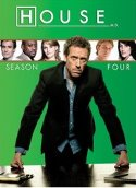 House season 4 DVD cover