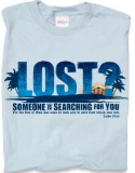 Lost adult t-shirt