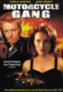 Motorcycle Gang DVD cover