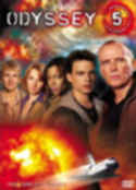 Odyssey 5 Complete Series DVD cover