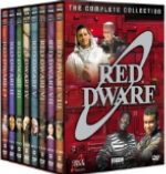 Red Dwarf Entire Collection DVD