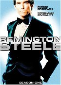 Remington Steele DVD season 1