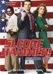 Sledge Hammer DVD Season One