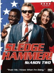 Sledge Hammer DVD Season Two