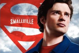 Smallville Complete Series on DVD