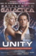 Unity - Battlestar Galactica book cover