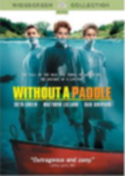 Without a Paddle DVD cover
