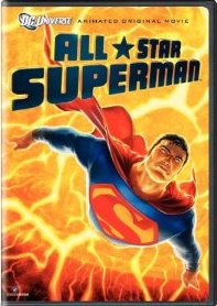 All-Star Superman DVD cover