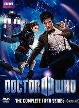 Doctor Who: The Complete Fifth Series DVD cover