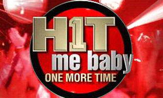 Hit Me Baby...One More Time logo photo from nbc.com