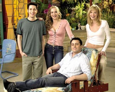 Joey cast picture from metronews.ca