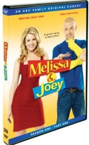 Melissa & Joey DVD cover