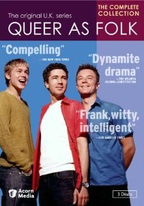 Queer As Folk: The Complete U.K. Collection cover