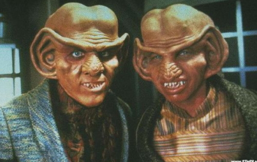 picture of Quark and Rom